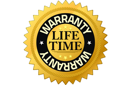 A lifetime (25 year) warranty on all GreenFox Windows in Edmonton.
