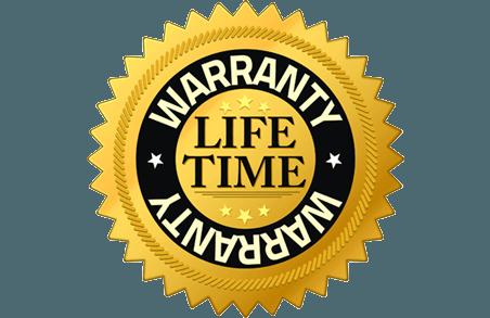 Calgary Window Life Time Warranty
